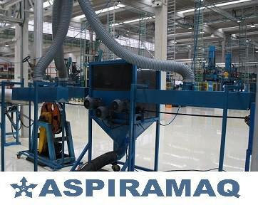 Instalação de exaustor industrial sp