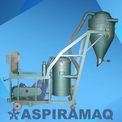 Aspirador industrial usado