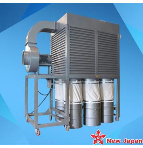Coletor pó industrial Taka - 25,0 HP / 30,0 HP