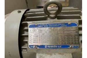 Coletor de pó usado 3,0 CV 2 polos com batedor