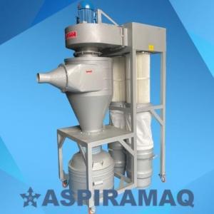 Aspirador de pó industrial Mod. Cartucho 500/750/1000/1500